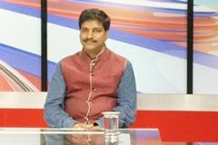 Mr Swadesh Muduli chairmn of Trytoon Academy-Career Guide at News chanel