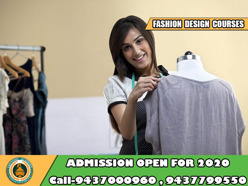 Admission Fashion designing Courses for 2020