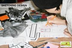 Fashion design works 01