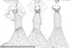 Fashion design works 04