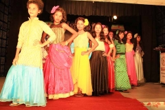 Fashion events for orphan childrens