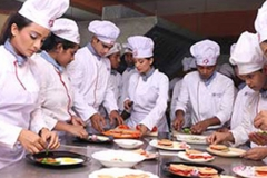 Hotel managemen food production