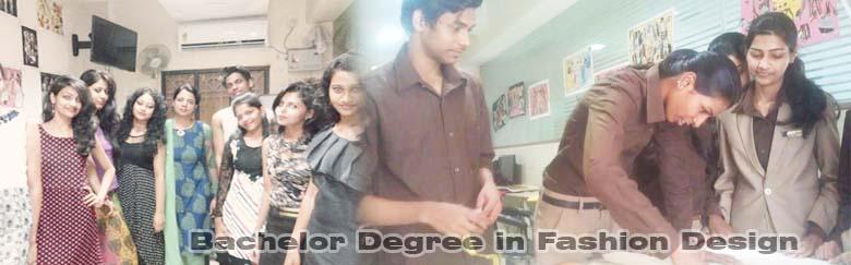 Bachelors Degree in Fashion Design
