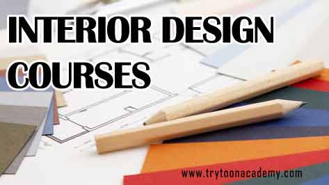 Interior design course in best college