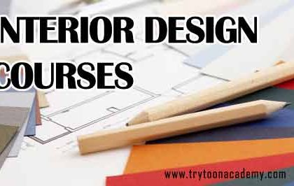 Interior designing course in best institute