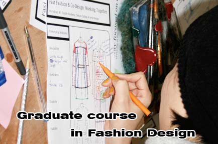 Graduate degree Fashion design course in bhubaneswar