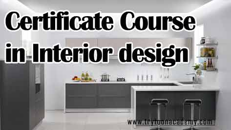 Short term interior design course