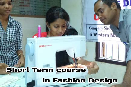Get join Short term fashion designing course in bhubaneswar