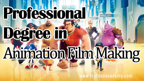 Best animation institute in bhubaneswar provide animation degree course
