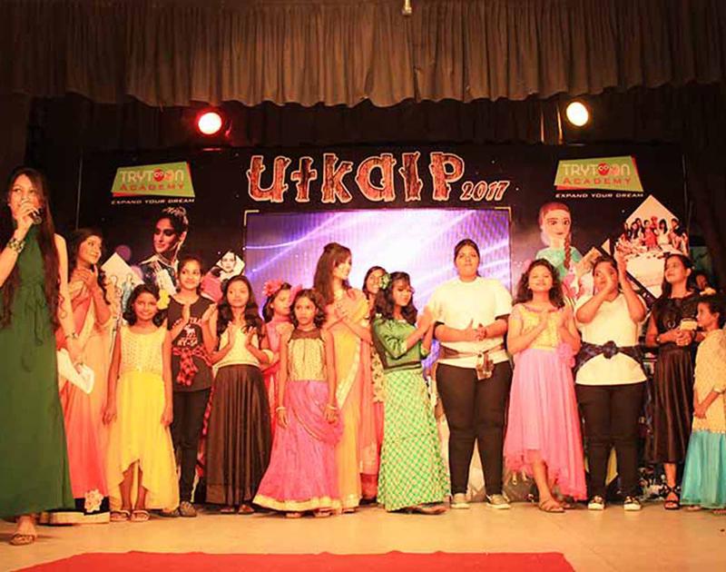 Fashion Show-UTKALP