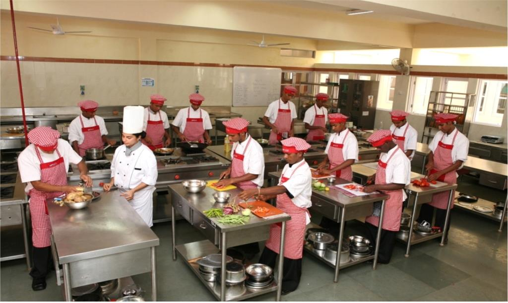 short term course for Kitchen Operations in bhubaneswar