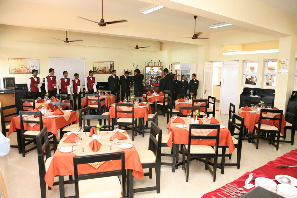 short term course for Restaurant Operations provide top hotel management college in bhubaneswar