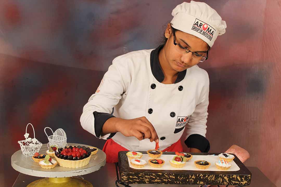 Certificate in Bakery Baking Technicians