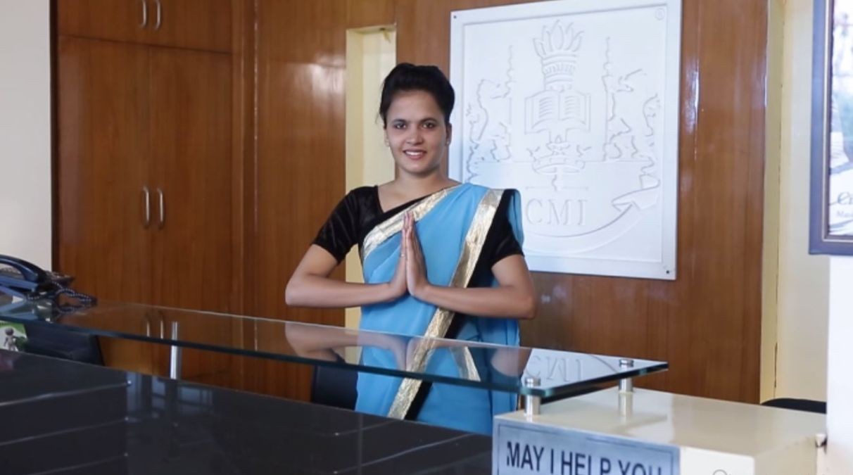 Short term course for General Receptionist and front office training in bhubaneswar odisha