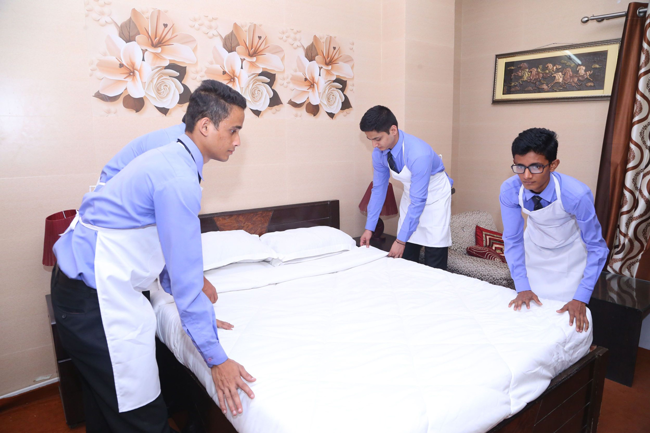 Short term course for Housekeeping Operations in bhubaneswar