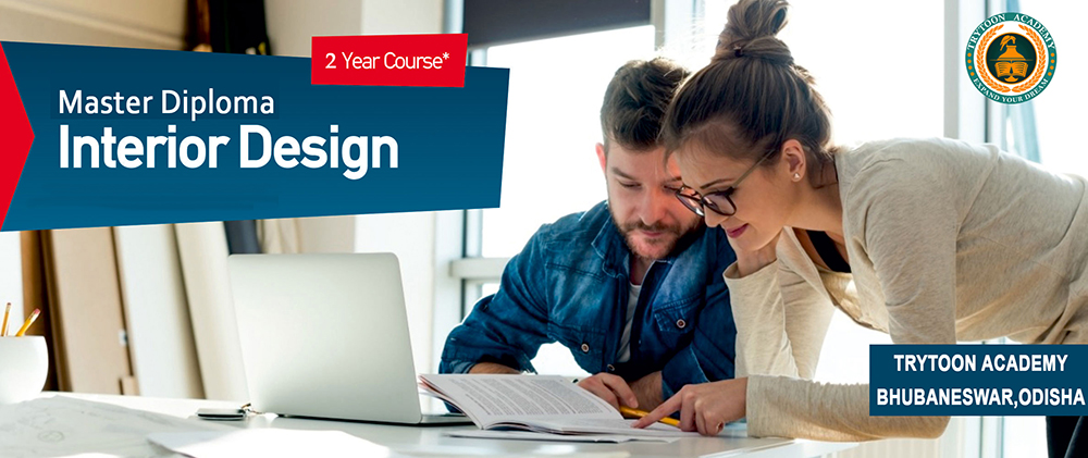 best interior design institute provide master in interior design course