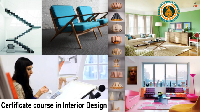 Short Term Courses For INTERIOR DESIGN
