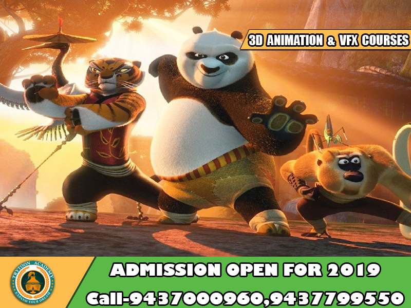 admission in best animation institute for animation film making courses