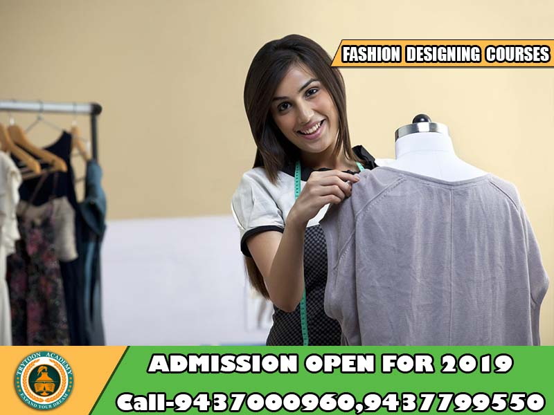 Admission 2019 for Fashion design courses in best Fashion design college