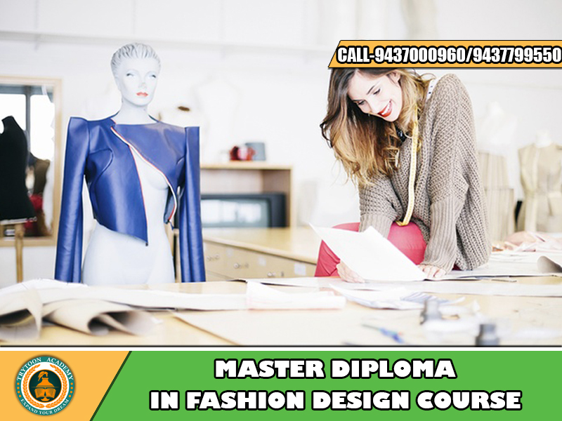 master diploma fashion design course for graduate students
