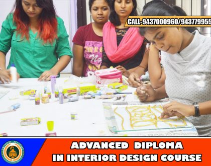 one year interior design course