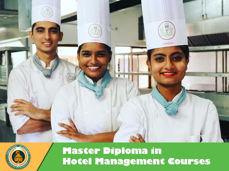 Master Diploma in Hotel Management Courses