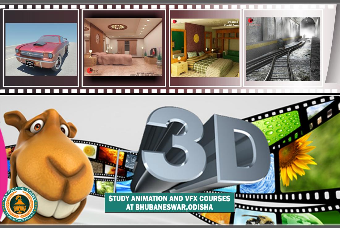 Best animation institute in bhubaneswar