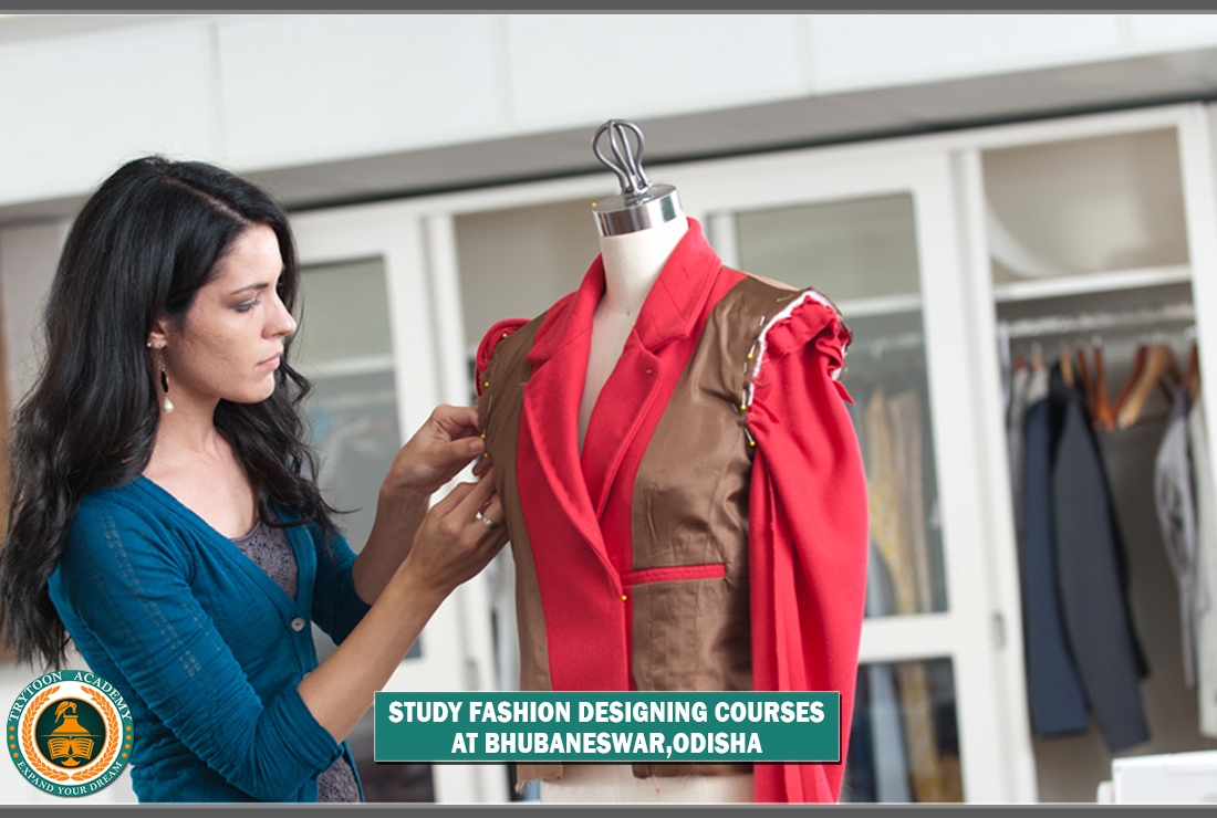 best fashion design college in bhubaneswar provide fashion design courses