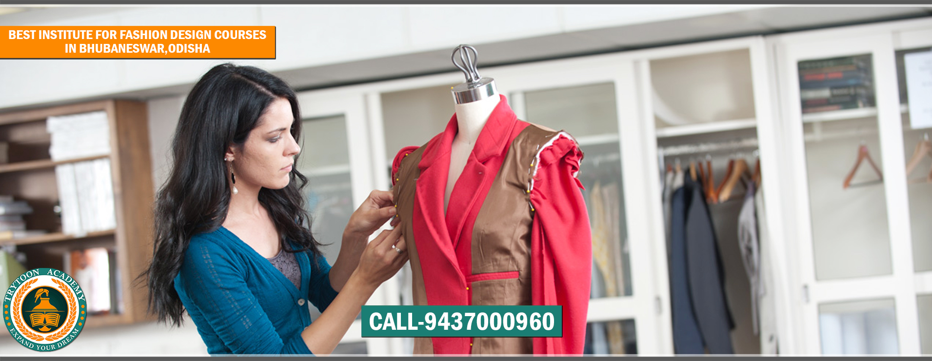 Fashion designing courses provide best fashion institute in Bhubaneswar odisha