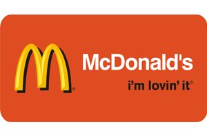 hotel management courses placements at Mcdonald's