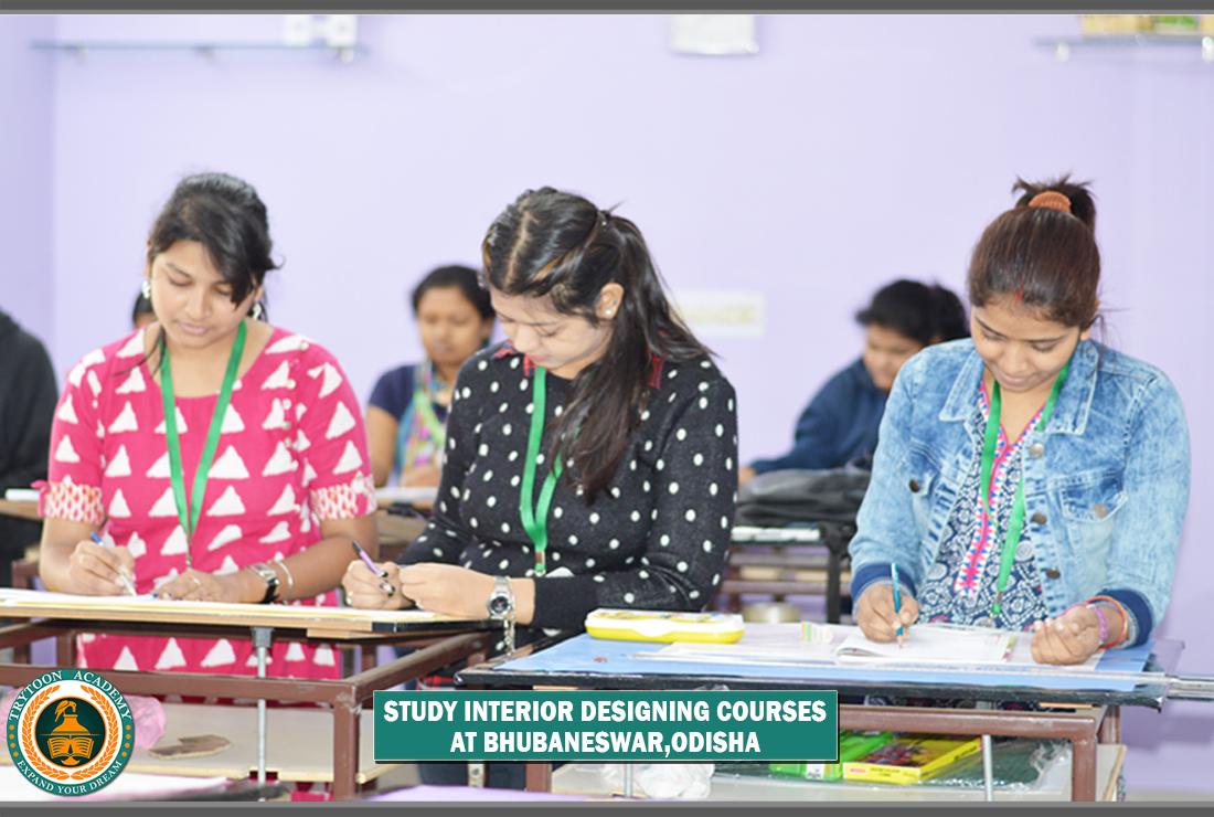 best interior design college and institute in Bhubaneswar odisha