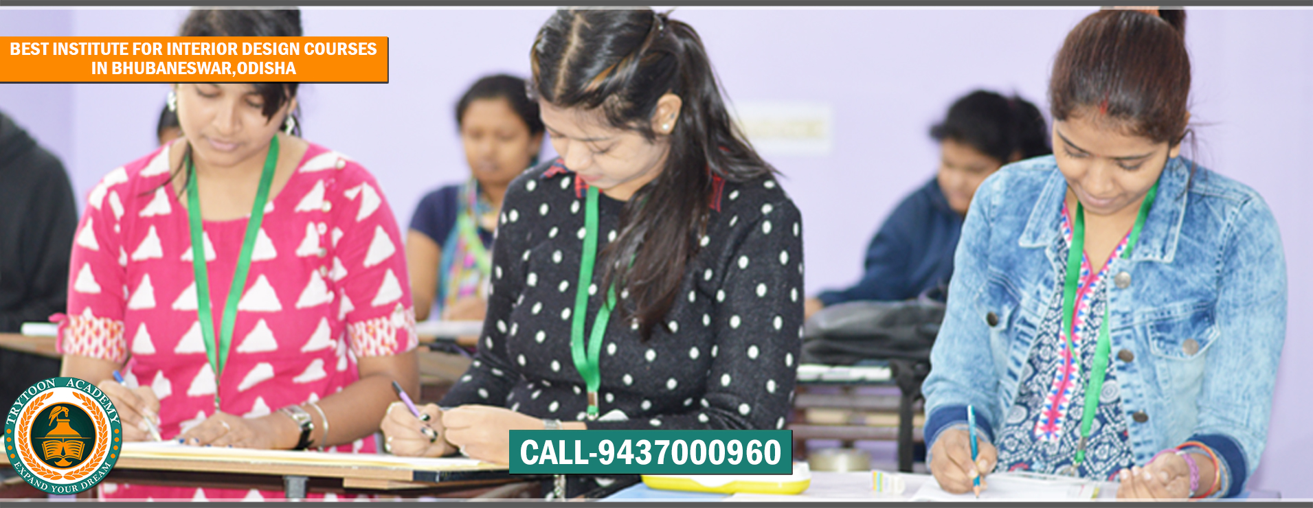 Study Interior Design course for Graduate degree,Diploma and certificate course at Trytoon Academy,Bhubaneswar Odisha for 100% job placements and Internship.