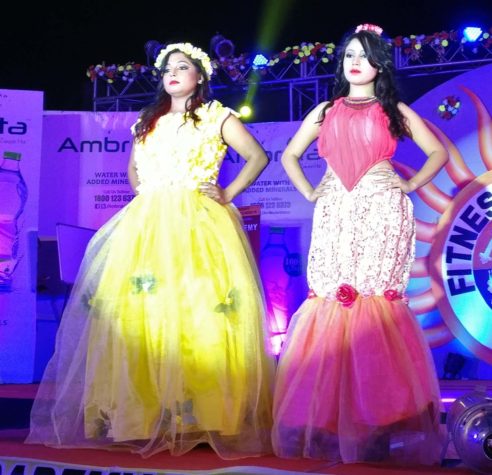 Spring Fashion show Bhubaneswar Odisha