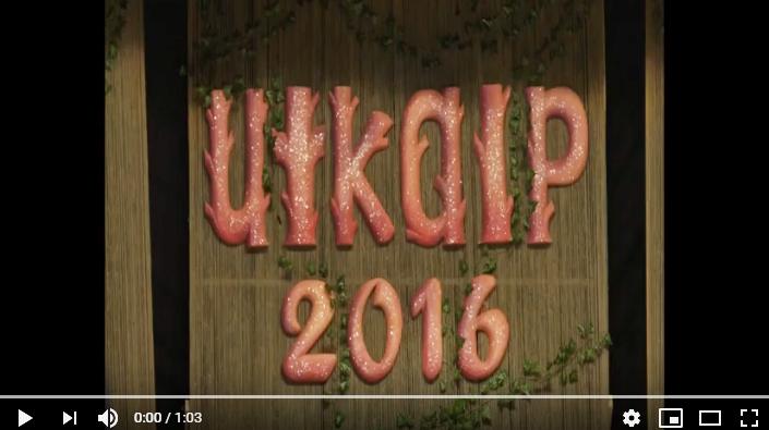 FASHION SHOW UTKALP 2016 AT TRYTOON ACADEMY