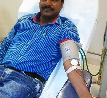 Social Activities blood donate