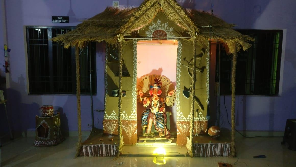Ganesh Puja celebration 2019