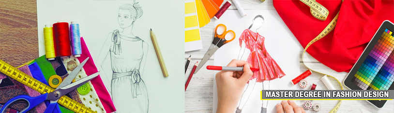 Master degree in Fashion design colleges