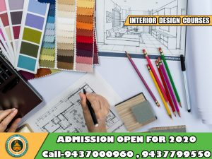 Admission Interior design courses