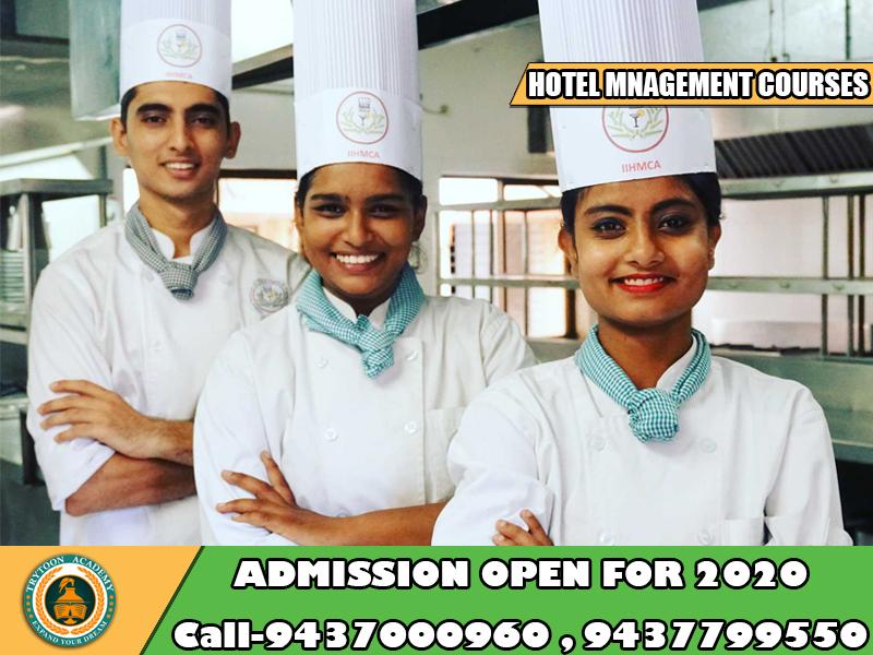 Hotel Management courses Admission 2020