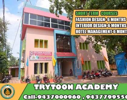 short term courses for fashion design,interior design,hotel management