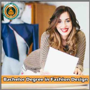 Bachelor degree in Fashion Design course