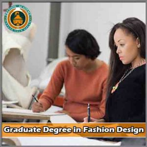 Bsc in Fashion Design course for 3years