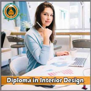 Diploma in interior design course