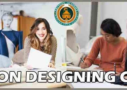 Fashion designing Courses after 12th or graduation