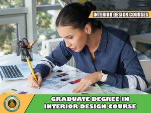 Bsc in interior design course