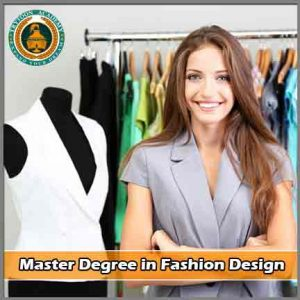 Master Degree in Fashion design course