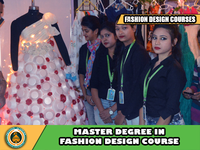 Which is the most job oriented Master degree fashion design course after graduation?