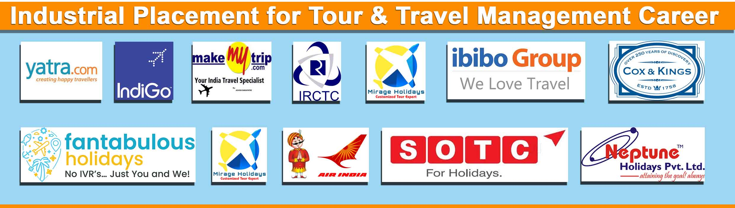 Job Prospectus in Travel and Tourism Courses