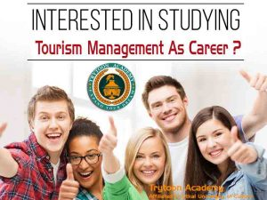 career in tourism courses