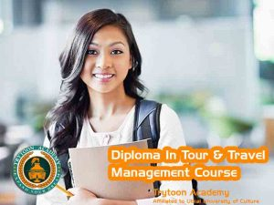 Diploma in tour and travel management